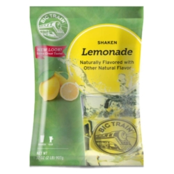Big Train Shaken Lemonade in a Bag - 2 lb. Bulk Bag Case