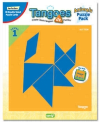 Games - Tangoes Jr. Extra Card Pack