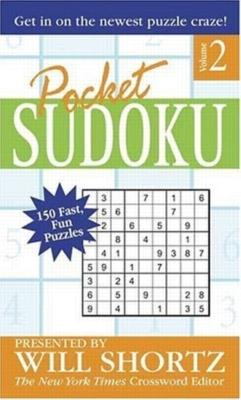 Paperback - Pocket Sudoku by Will Shortz, Volume 2