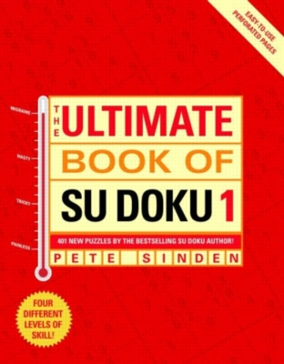 Ultimate Book of Sudoku (Paperback)
