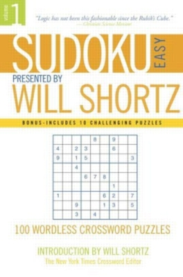 Paperback - Sudoku Easy to Hard by Will Shortz, Volume 1