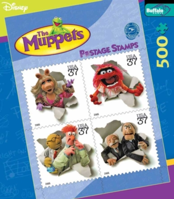 The Muppets - II - 500pc Jigsaw Puzzle by Buffalo Games