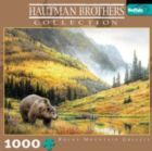 Hautman Brothers: Rocky Mountain Grizzly - 1000pc Jigsaw Puzzle by Buffalo Games