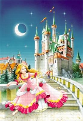 Cinderella - 1000pc Jigsaw Puzzle by Castorland