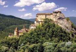 Jigsaw Puzzles - Orava castle, Tatras, Slovakia�