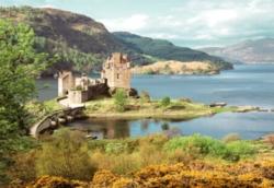 Jigsaw Puzzles - Eilean Donan Castle, Scotland