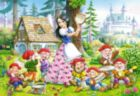 Snow White - 25pc Jigsaw Puzzle by Castorland