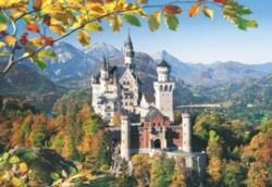 Hard Jigsaw Puzzles - Neuschwanstein, Germany