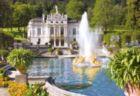 Linderhof Palace, Germany - 500pc Jigsaw Puzzle by Castorland
