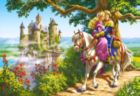 Sleeping Beauty - 500pc Jigsaw Puzzle by Castorland