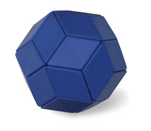 Magnetic Puzzles - Ball of Whacks (Blue)