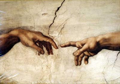 Michelangelo: Creazione / Creation - 1500pc Jigsaw Puzzle by Ricordi