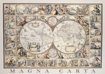 Dowdle Jigsaw Puzzles - Magna Carta