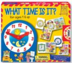 What Time Is It? - 28pc Jigsaw Puzzle by EDUCA