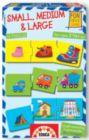 Small, Medium & Large - 3 x 10pc Jigsaw Puzzles by EDUCA