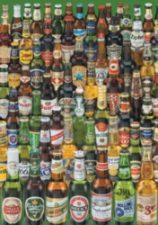 Educa Jigsaw Puzzles - Beers
