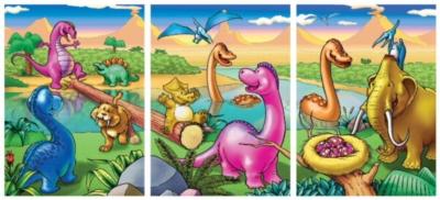 Educa Dinosaurs Jigsaw Puzzles