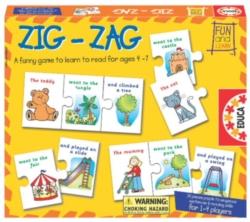 Educa Jigsaw Puzzles - Zig Zag
