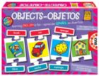 Bilingual - Objects - 90pc Jigsaw Puzzle by EDUCA
