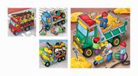 Trucks - 6pc,9pc,12pc,16pc Jigsaw Puzzles by EDUCA