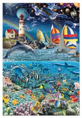 A Slice Of Life - 4000pc Jigsaw Puzzle by EDUCA