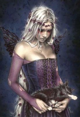 Educa Jigsaw Puzzles - Angel Of Death