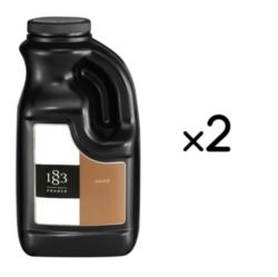 1883 Premium Sauce: 64oz Bottle Case