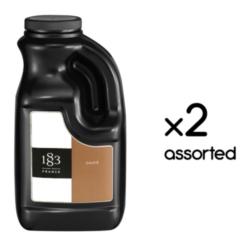 1883 Premium Sauce: 64oz Bottle Assorted Case