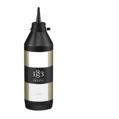 1883 Premium Sauce: 500mL Squeeze Bottle
