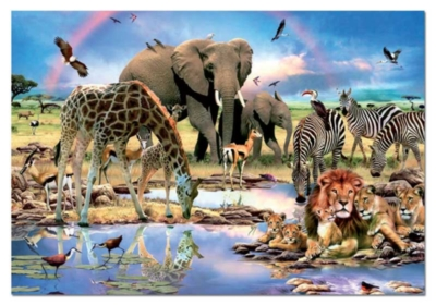 The Cradle Of Life - 1500pc Jigsaw Puzzle by Educa