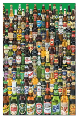 Hard Jigsaw Puzzles - Beers