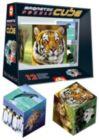 Cube Wildlife - 8pc Magnetic Block Puzzle by Educa