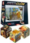 Cube Works Of Art - 27pc Magnetic Cube Puzzle by Educa