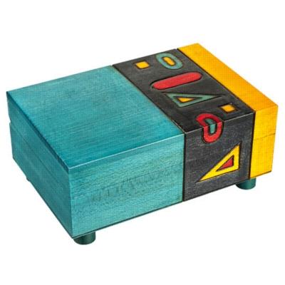 Puzzle Box - Modern Art - Secret