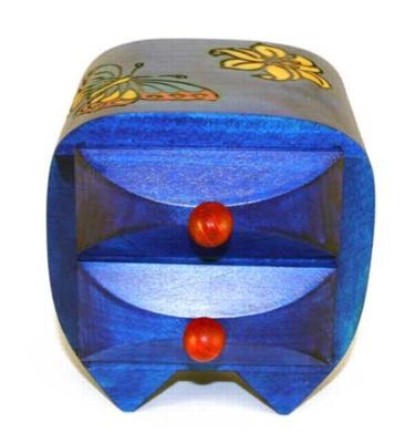 Butterfly Medium - Secret Box
