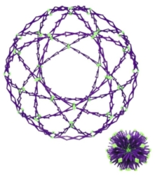 Mini Hoberman Sphere - Universe
