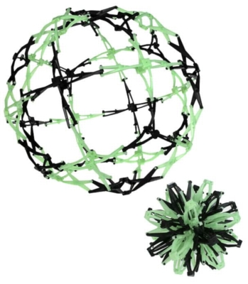 Mini Hoberman Sphere - Firefly