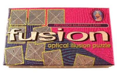 Optical Illusions: Fusion - Pattern Matching Puzzle