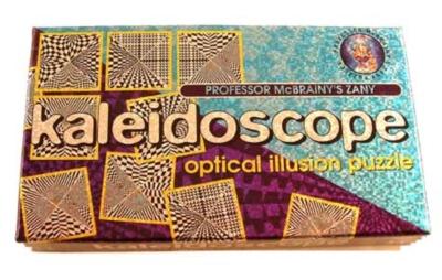 Optical Illusions: Kaleidoscope - Pattern Matching Puzzle