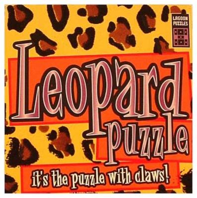 Safari Puzzles: Leopard - Pattern Matching Puzzle