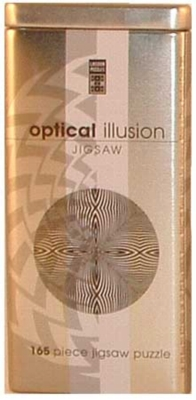 Jigsaw Puzzles - Optical Illusions: Spiral