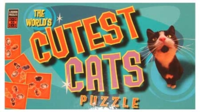 Kookiest Kreatures: Cutest Cats - Pattern Matching Puzzle