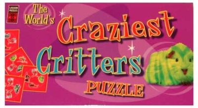 Kookiest Kreatures: Craziest Critters - Pattern Matching Puzzle