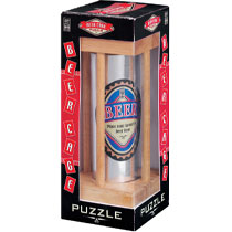 Beer Cage Puzzle - Brain Teaser