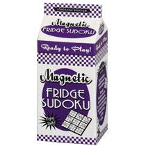Magnetic Fridge Sudoku