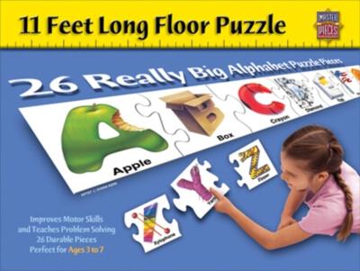 ABC Floor Puzzle - 26pc Floor Puzzle by Masterpieces