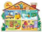Leapfrog: My Home - 6pc Kids Puzzle by Masterpieces