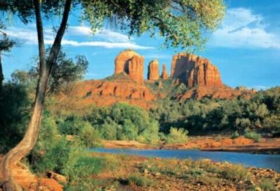 Sedona Arizona - 500pc Jigsaw Puzzle by Masterpieces
