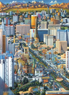 Jigsaw Puzzles - Las Vegas, NV