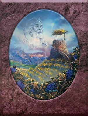 I am the Vine - 750pc Jigsaw Puzzle by Masterpieces